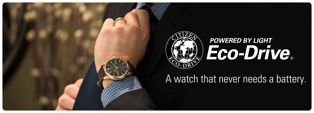 Save 30% On Citizen Watches In-Store
