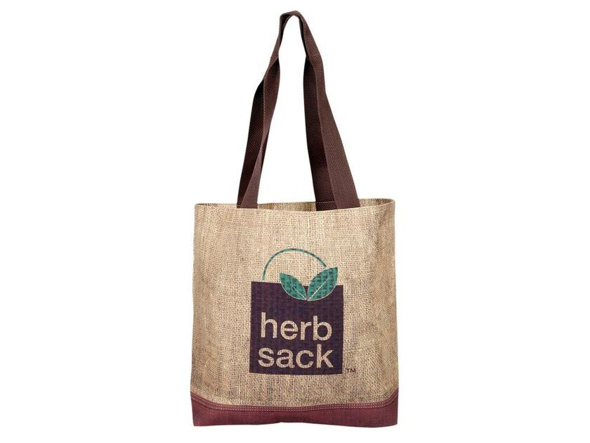 HERBSACK Lined Canvas Tote