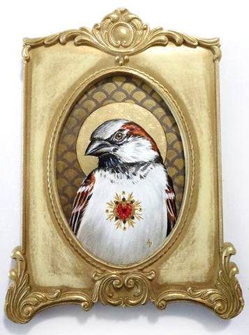 Sacred Heart Sparrow