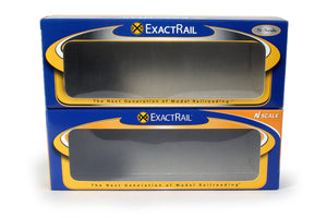 The ExactRail Box - N Scale, Wheels & Trucks