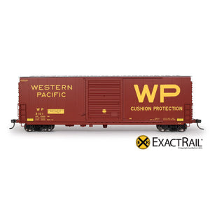 HO Scale: PC&F 6033 Boxcar