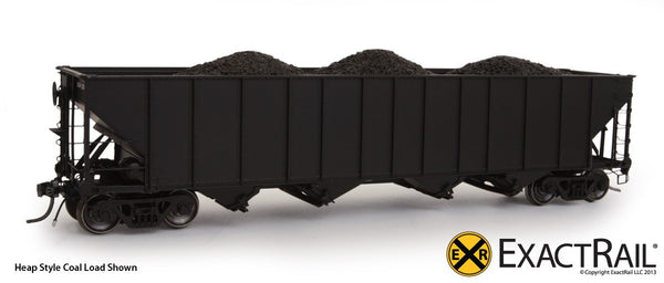 Coal Loads - 3483 Hopper