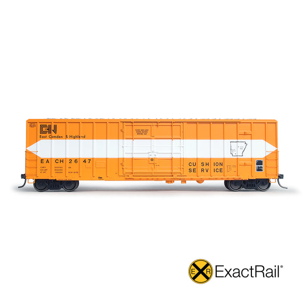 FMC 5327 12'0 Plug Door Box Car