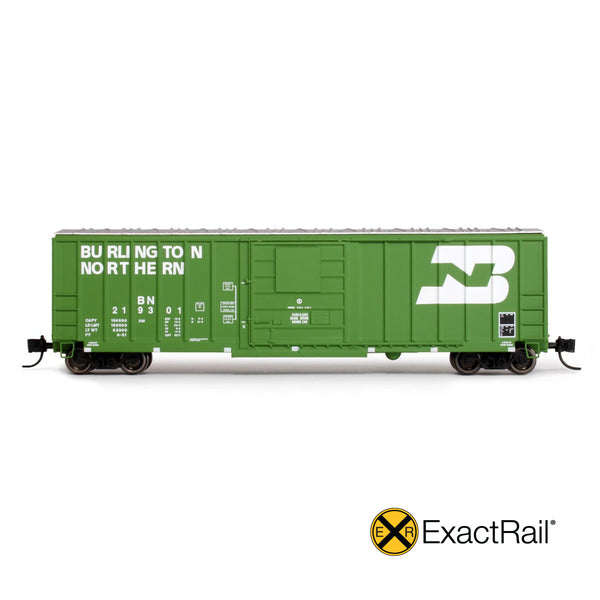 N Scale: Evans-USRE 5277 Boxcar (Early)
