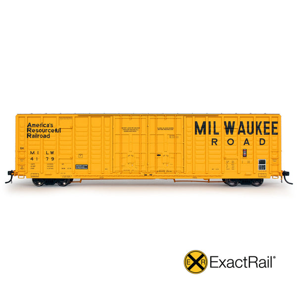HO Scale: P-S 7315 Waffle Boxcar
