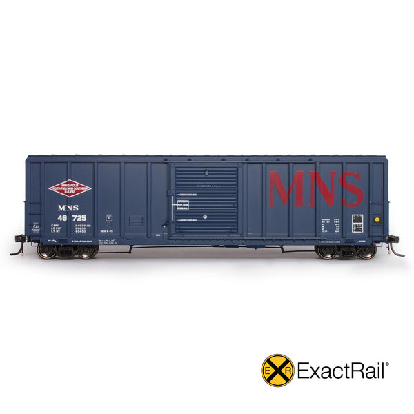 HO Scale: Boxcars
