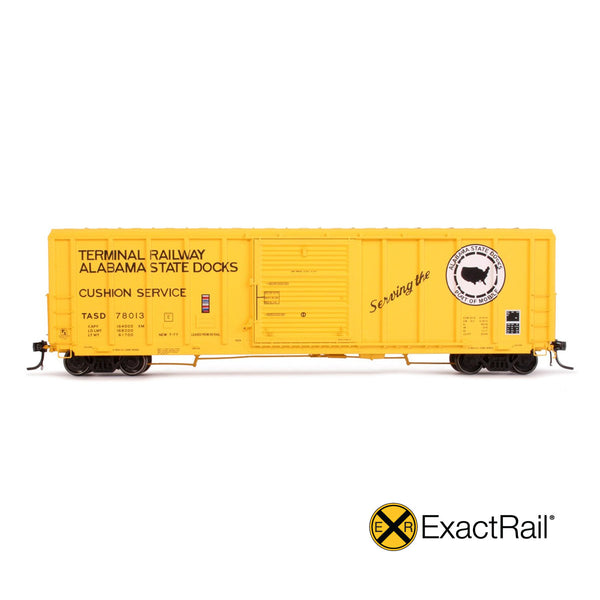 HO Scale: P-S 5344 Boxcar