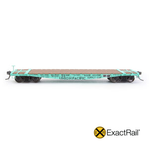 HO Scale: GSC 42' Flat Car