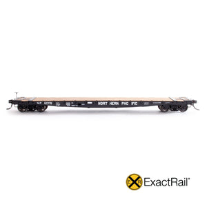 "HO Scale: GSC 53'6"" Flat Cars"
