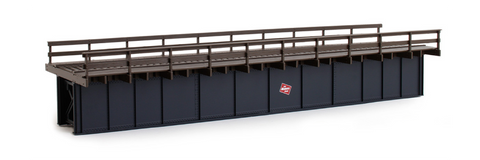 exactrail.com ho scale milwaukee road 72' deck plate girder bridge 9810