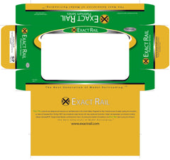 exactrail platinum box art green