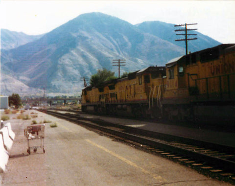 ExactRail.com Chris Brimley Chasing Trains Blog photo a