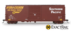 Southern Pacific (SP) '1966 As Delivered' paint scheme Image - ExactRail