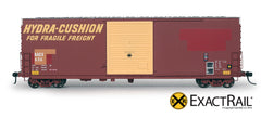 BAEX HO Scale Box Car Model Train