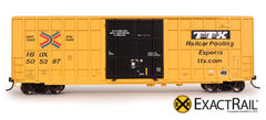 model freight car