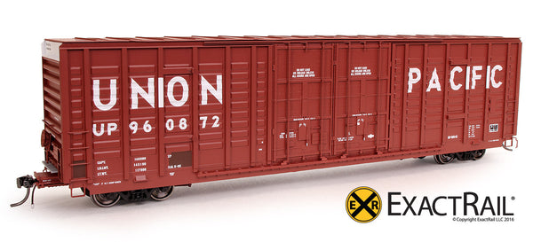 exactrail.com ps 7315 waffle boxcar union pacific