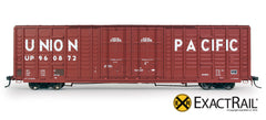 UP P-S 7315 Waffle Box Car - HO Scale ExactRail
