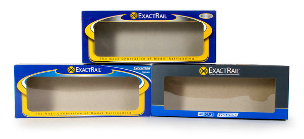 exactrail evolution series boxes