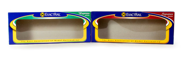 express and signature series boxes