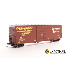 N Scale: PC&F 6033 cu. ft. Hy-Cube Box Car - SP