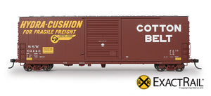HO Scale: PC&F 6033 Boxcar : SSW - ExactRail Model Trains - 2