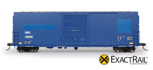 HO Scale: PC&F 6033 Boxcar : SIRX - ExactRail Model Trains - 2