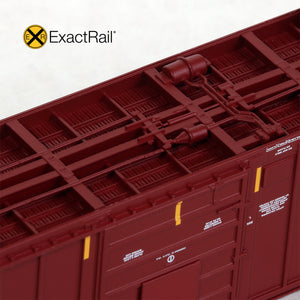 N Scale: Evans 5277 Boxcar - Canadian National