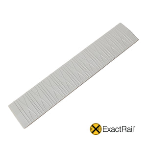 HO Scale: 50' X-Panel Riveted Overhanging Roof