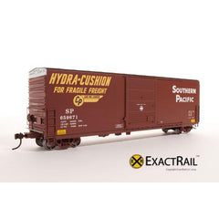 HO Scale: PC&F 6033 cu. ft. Hy-Cube Box Car - SP