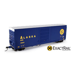 HO Scale: PC&F 6033 Boxcar : ARR