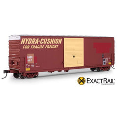 HO Scale: X - PC&F 6033 cu. ft. Hy-Cube Box Car - BAEX