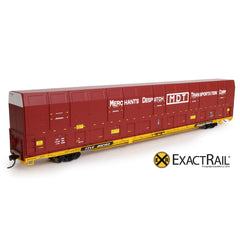 Vert-A-Pac Autorack : MDT - ExactRail Model Trains - 1