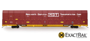 Vert-A-Pac Autorack : MDT - ExactRail Model Trains - 2