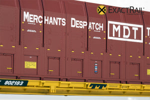 Vert-A-Pac Autorack : MDT - ExactRail Model Trains - 4