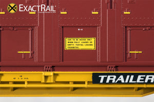Vert-A-Pac Autorack : MDT - ExactRail Model Trains - 5