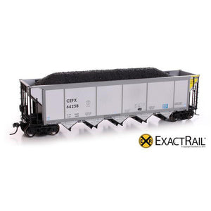 HO Scale: Johnstown America AutoFlood ll Hopper - CEFX