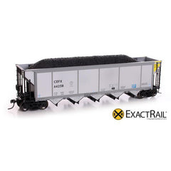 Johnstown America AutoFlood ll Coal Hopper : CEFX