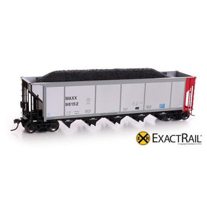 HO Scale: Johnstown America AutoFlood ll Hopper - MAXX
