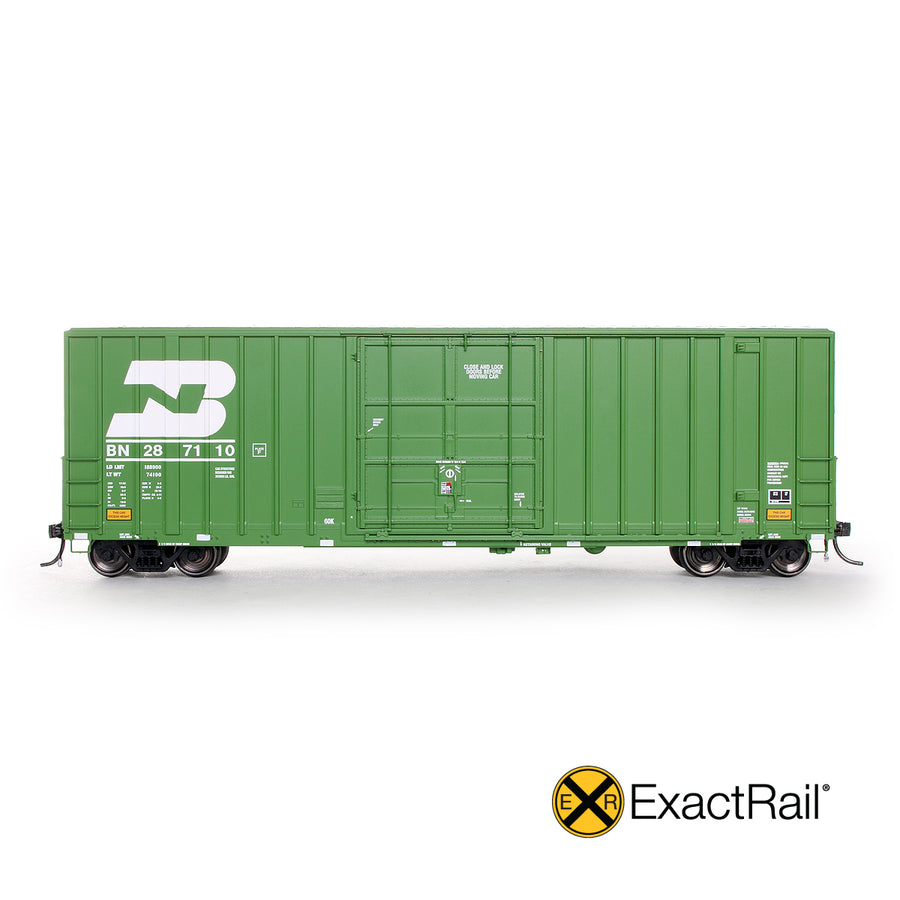HO Scale: Gunderson 6269 Boxcar - Burlington Northern