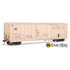 HO Scale: Evans 5277 Box Car - ATW