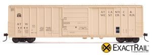 X - Evans 5277 Box Car : ATW - ExactRail Model Trains - 5