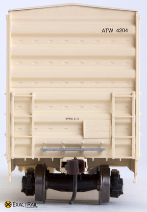 X - Evans 5277 Box Car : ATW - ExactRail Model Trains - 2