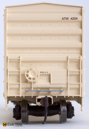 X - Evans 5277 Box Car : ATW - ExactRail Model Trains - 3