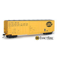 HO Scale: Evans-USRE 5277 Boxcar (Early) - LEF