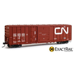 HO Scale: X - FMC 5277 Combo Door Box Car - CN