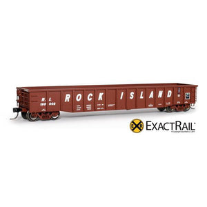 HO Scale: Thrall 2244 15-Panel Gondola - Heavy Top Chord - RI