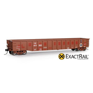 HO Scale: Thrall 2244 15-Panel Gondola - Heavy Top Chord - Conrail