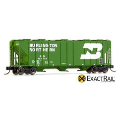 N Scale: PS-2CD 4000 Covered Hopper - BN