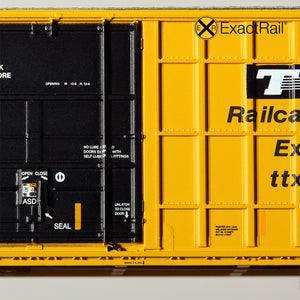 N Scale: Trinity 6275 Plug Door Boxcar - 2004 'As Delivered' - FBOX