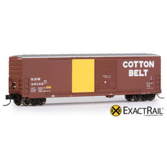 HO Scale: X - Gunderson 5200 Box Car - SSW